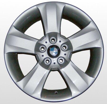 """18"""" orig. BMW-Alufelgen für X3 BMW E83"""