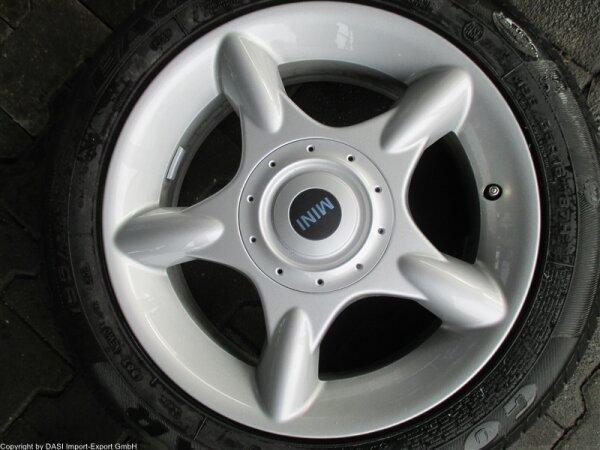 """16"""" Mini-Alufelgen+Sommerreifen Mini One, Cooper (S), Cooper Cabrio (S)"""
