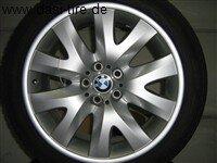 """19"""" orig. BMW-Alufelgen für 7er BMW E65,  und X3 (F25)"""