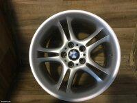"""18"""" orig. BMW-Alufelgen für Z8 E52; 5er E60, E61"""