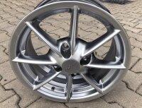 """15"""" RVS Alufelgen für Mitsubishi; Smart"""