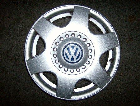 "16"" orig. VW-Alufelgen für Bettle, Golf 4, Polo"
