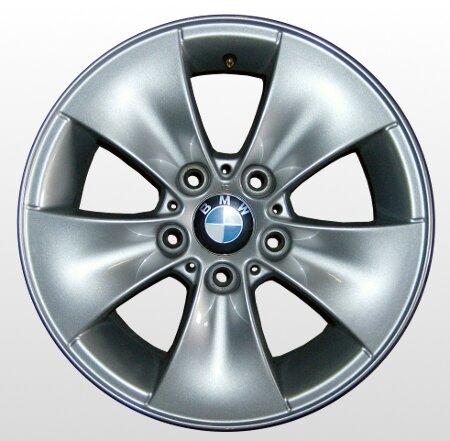 """16"""" BMW-Alufelgen+Winterreifen 3er E90, E91, E92"""