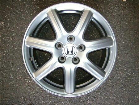 """17"""" Honda-Alufelgen für Civic"""