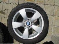 """17"""" BMW -Alufelgen+Winterreifen 5er E60, E61"""