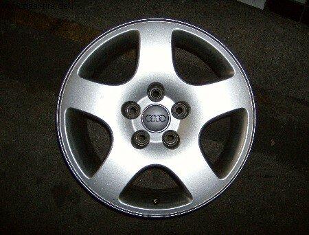 "16"" orig. Audi-Alufelge für A4 (8D)"