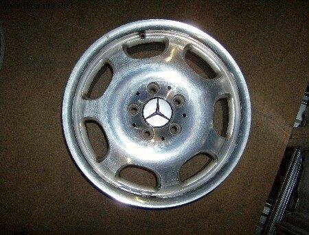 "16"" Mercedes-Benz-Alufelgen für S-Klasse W220"