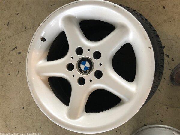 """17"""" orig. BMW-Alufelgen für 3er E36, E46; 1er E82, E87"""