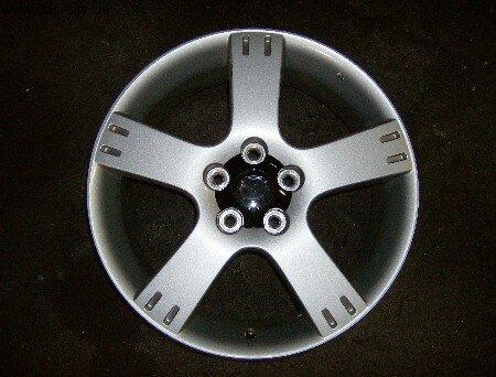 """18"""" Mazda-Alufelgen für Mazda 6"""