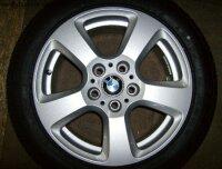 """17"""" BMW-Alufelgen+Winterreifen 5er E60, E61 allrad"""