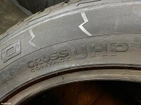 295/45 R20 114W Continental Cross Contat UHP Sommerreifen