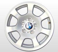 """16"""" BMW-Alufelgen+Winterreifen 5er E60, E61"""