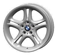 """18"""" orig. BMW-Alufelgen für Z8"""