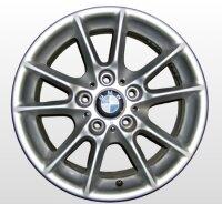 """16"""" orig. BMW-Alufelgen für 5er E60, E61"""