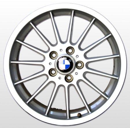 """16"""" BMW Alufelgen + Winterreifen 3er E90, E91, E92, E93"""