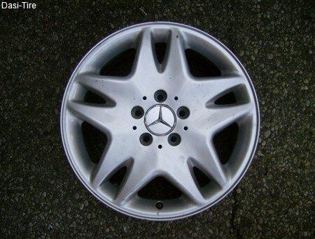 "17"" Mercedes-Benz-Alufelgen für S-Klasse W220"