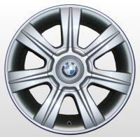 """17"""" orig. BMW-Alufelgen für 3er E36, E46"""