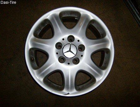 "16"" Mercedes-Benz - Alufelgen für S-Klasse W220"