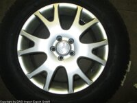"17"" Dezent-Alufelgen+Winterreifen Land Rover..."
