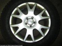 "17"" Dezent-Alufelgen+Winterreifen Land Rover Freelander 2"