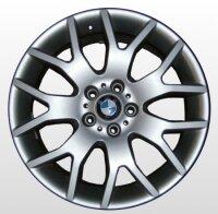 """18"""" BMW Alufelgen + Winterreifen X5 E70"""