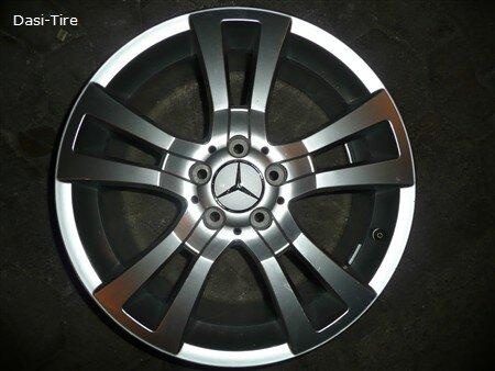 "18"" Mercedes Benz Alufelgen für C-Klasse W204"