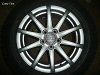 """16"""" Audi Alufelgen + Winterreifen TT 8J"""