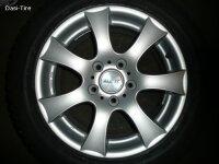"16"" Alutec Alufelgen + Winterreifen BMW 1er E82, E87, E90, E91, E92, E93"