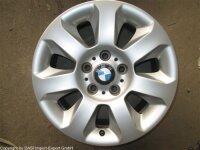 """16"""" orig. BMW-Alufelgen für 5er BMW E60, E61"""