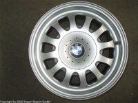 """15"""" orig. BMW-Alufelgen für 5er BMW E39"""