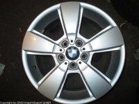 """18"""" orig. BMW-Alufelgen für BMW X3 E83"""