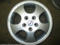 """15"""" orig. Opel-Alufelgen für Opel Vectra B,..."""