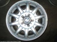 """16"""" orig. BMW-Alufelgen für 7er BMW E38"""
