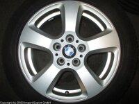 """17"""" BMW Alufelgen + Winterreifen 5er BMW E60, E61..."""