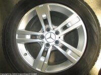 "18"" Mercedes-Benz  Alufelgen + Winterreifen..."