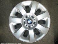 """16"""" orig. BMW-Alufelgen für BMW 5er E60,E61"""
