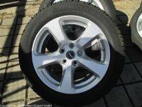 """17"""" Borbet Alufelgen + Winterreifen 5er BMW F10,..."""