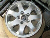 "15"" Mazda-Alufelgen für Mazda 323F, Mazda 626,..."