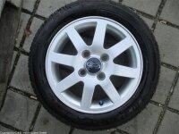 """14"""" Ford Alufelgen + Sommerreifen Ford KA (RBT)"""