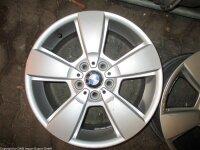 """18"""" orig. BMW-Alufelgen für BMW X3 (E83)"""