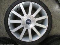 """17"""" Ford Alufelgen + Sommerreifen Ford Fiesta 5 ST"""