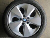 """17"""" BMW Alufelgen + Sommerreifen 5er BMW F10, F11"""