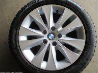 """17"""" BMW Alufelgen + Winterreifen 5er BMW E60, E61"""