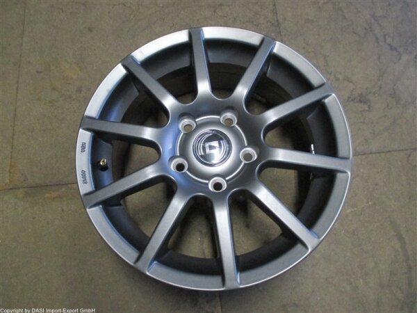 "15"" Diewe Wheels Alufelgen für Fiat, Suzuki,Toyota, Ford, Hyundai, Kia, Mazda, Mitsubishi"