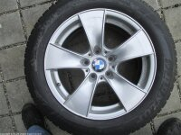 """17"""" Alutec Alufelgen + Winterreifen 5er BMW (F10,..."""