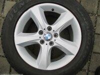 "18"" BMW Alufelgen + Winterreifen BMW X5 (E70)"
