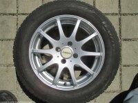"""16"""" Dezent Alufelgen + Winterreifen Peugeot 3008..."""