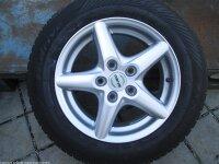 """15"""" ENZO Alufelgen + Winterreifen Mazda 3, Mazda 5,..."""