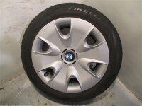"""16"""" BMW Stahlfelgen + Winterreifen 1er BMW (E87, E81)"""