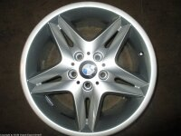 """18"""" orig. BMW-Alufelge für BMW X5 (E53)"""